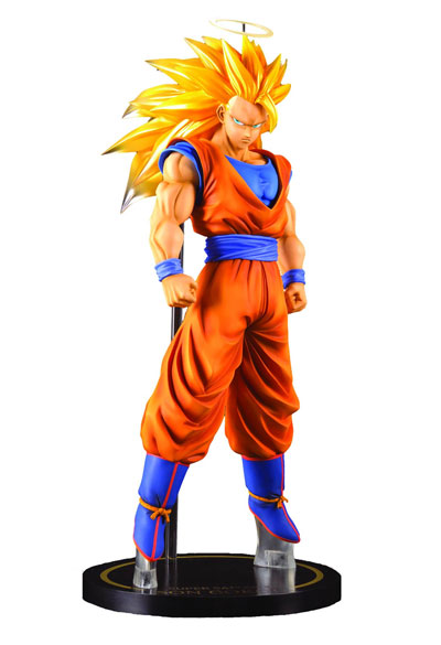 Dragon Ball Z Super Saiyan 3 Son Goku Figuarts Zero X