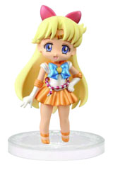 Sailor Moon Crystal Collectible Figures for Girls Vol 2 Sailor Venus Figure