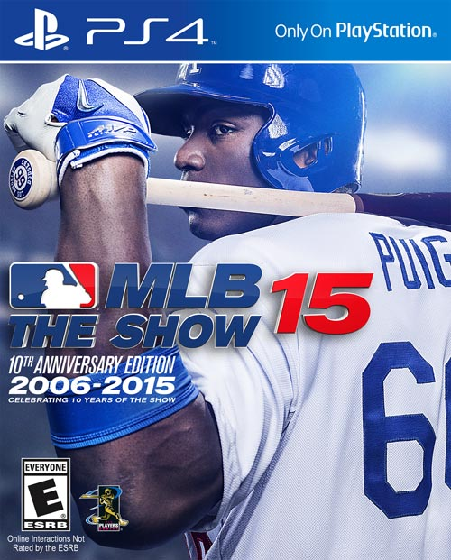 MLB 15: The Show 10th Anniversary Edition