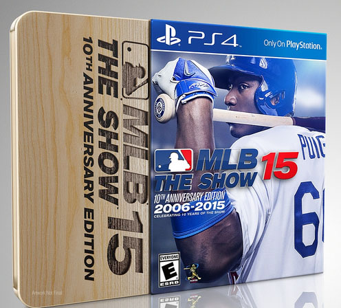 MLB 15: The Show - 10th Anniversary Edition