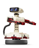 amiibo R.O.B. Famicon Colors Super Smash Bros. Series