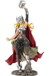 Marvel Female Thor 12 Inch Bishoujo Statue