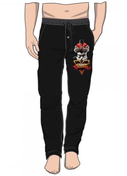 Street Fighter V Sleep Pants Large