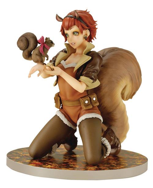 Marvel Squirrel Girl Bishoujo Statue