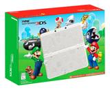 New Nintendo 3DS Super Mario White Edition System Trade-In