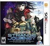 3DS Shin Megami Tensei Strange Journey Redux Boxart