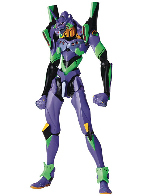 Evangelion Revoltech Evolution EVA-001 Action Figure