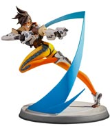 Overwatch Tracer 12 Inch Statue