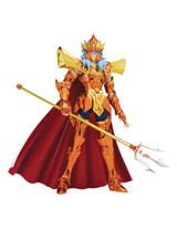 Saint Seiya: Poseidon Julian Solo Saint Cloth Myth EX Figure