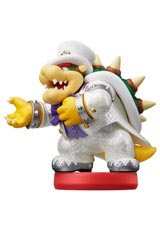 amiibo Bowser Wedding Outfit Super Mario Odyssey Series