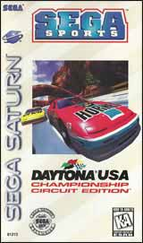Daytona USA Championship Circuit Edition