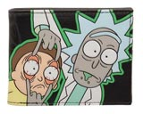 Rick & Morty Glow in the Dark Bi-Fold Wallet