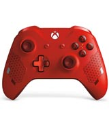 Xbox One S Wireless Controller Sport Red