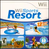 Wii Sports Resort Bundled Version