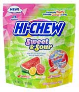Hi-Chew Sweet & Sour Assorted 12.7oz Mix Bag