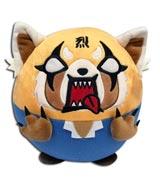 Aggretsuko Retsuko Rage 8 Inch Ball Plush