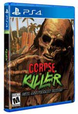 Corpse Killer 25th Anniversary Edition