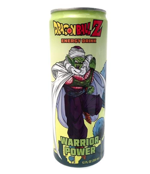 Dragon Ball Z Piccolo Warrior Power Energy Drink