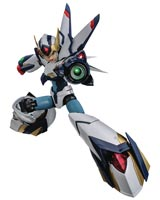 Mega Man X: RIOBOT Falcon Armor Eiichi Shimizu Version Action Figure