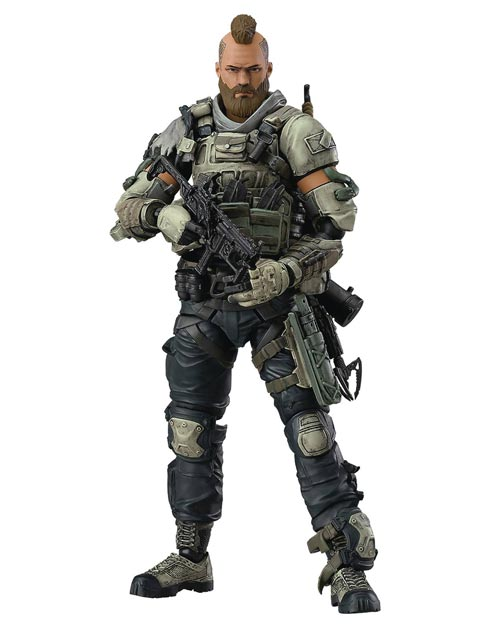 Call of Duty Black Ops 4: Ruin Figma Action Figure