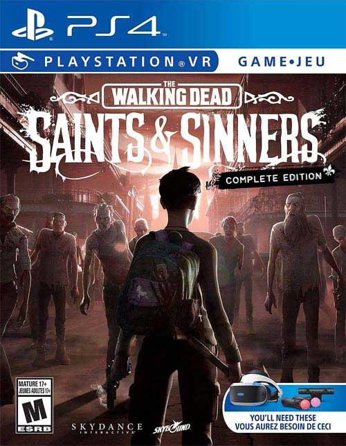 Walking Dead: Saints & Sinners Complete Edition VR
