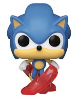 Pop Games Sonic the Hedgehog 30th Anniversary Sonic Running Vinyl Figure