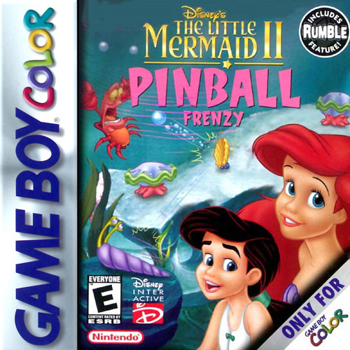 Little Mermaid II: Pinball Frenzy