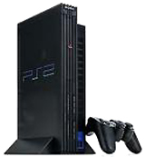 Sony Playstation 2 Midnight Black Japan Version