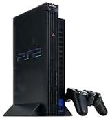 Sony Playstation 2 Midnight Black Japan Version