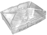 XBox Clear Crystal Case