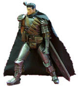 Berserk: Guts Black Swordsman Limited Edition 12