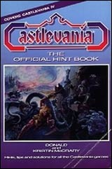 Castlevania Official Hint Book