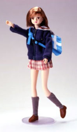 FLCL (Fooly Cooly) Samejima Mamimi Fashion Doll