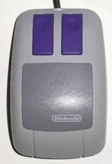 SNES Mouse (Nintendo)