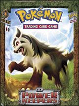 Pokemon Trading Card Game EX Power Keepers Dark Blast Theme Deck