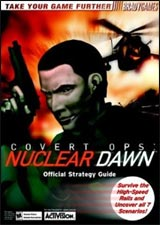Covert Ops: Nuclear Dawn Official Strategy Guide Book
