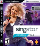 Singstar Volume 2 Game Only