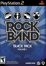 Rock Band Track Pack Volume 1