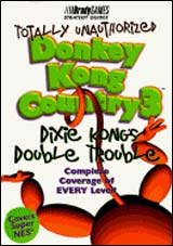 Donkey Kong Country 3 Totally Unauthorized Strategy Guide