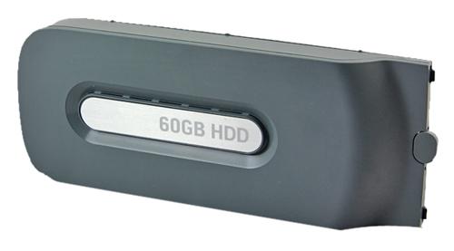 Xbox 360 60GB Hard Drive