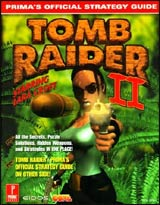 Tomb Raider I and II Official Game Guide