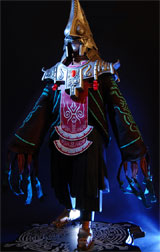 Legend of Zelda: Twilight Princess Zant 1/4 Scale Statue