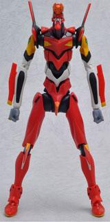 Robot Spirits Neon Genesis Evangelion EVA Unit 02 Nigoki Action Figure