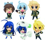 Medaka Box Chara Fortune Mini-Figures