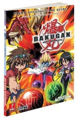 Bakugan Battle Brawlers Official Game Guide