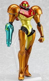Metroid: Other M Samus Aran Figma Action Figure