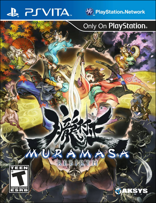 Muramasa Rebirth Blessing of Amitabha Edition Collector's Edition