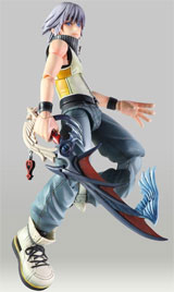 Kingdom Hearts 3D Play Arts Kai Riku Action Figure