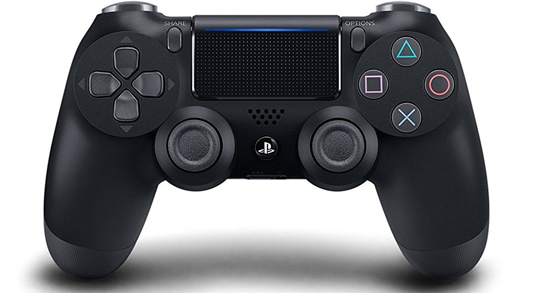 PlayStation 4 Dualshock 4 Controller Jet Black by Sony