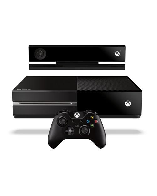 Microsoft Xbox One System w/ Kinect
